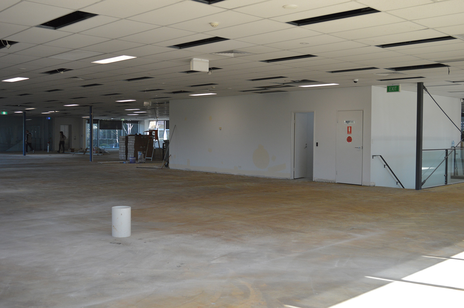 commercial strip out north ryde sydney
