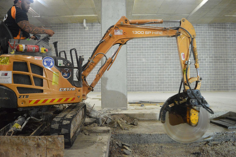 demolition neura randwick