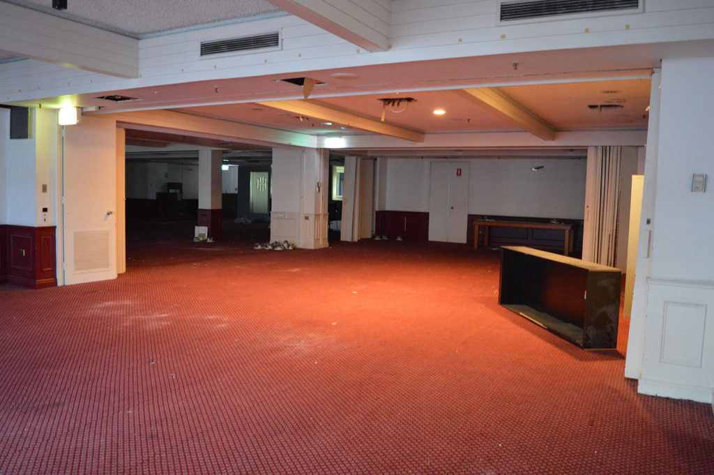 demolition 165 philips st nsw leagues club