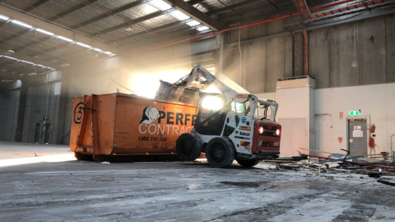 Perfect Contracting shortlisted for NSW Business Chamber Awards 2018