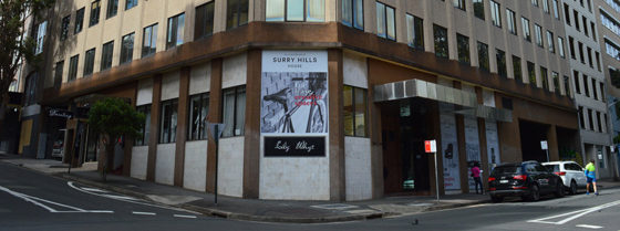 Strip Out - Surry Hills, 10-14 Waterloo St