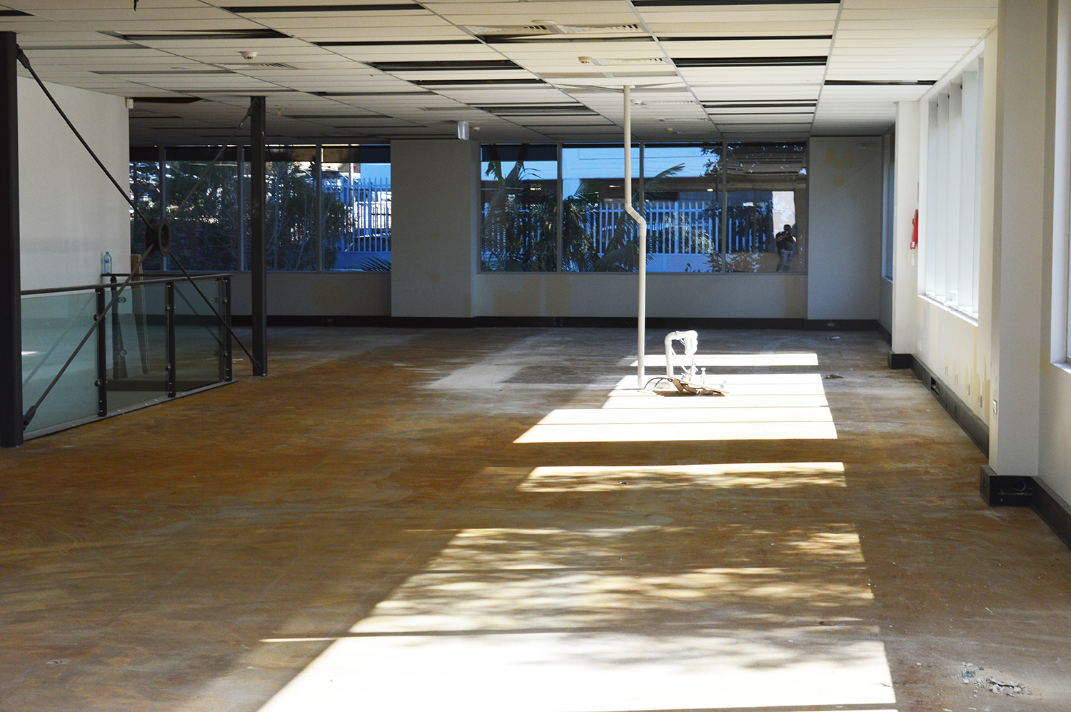 2 Level Office Strip-out North Ryde Sydney