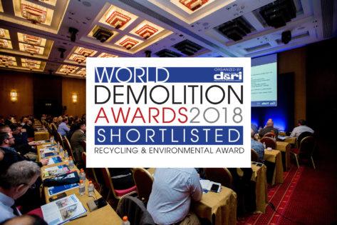 2018 World Demolition Awards