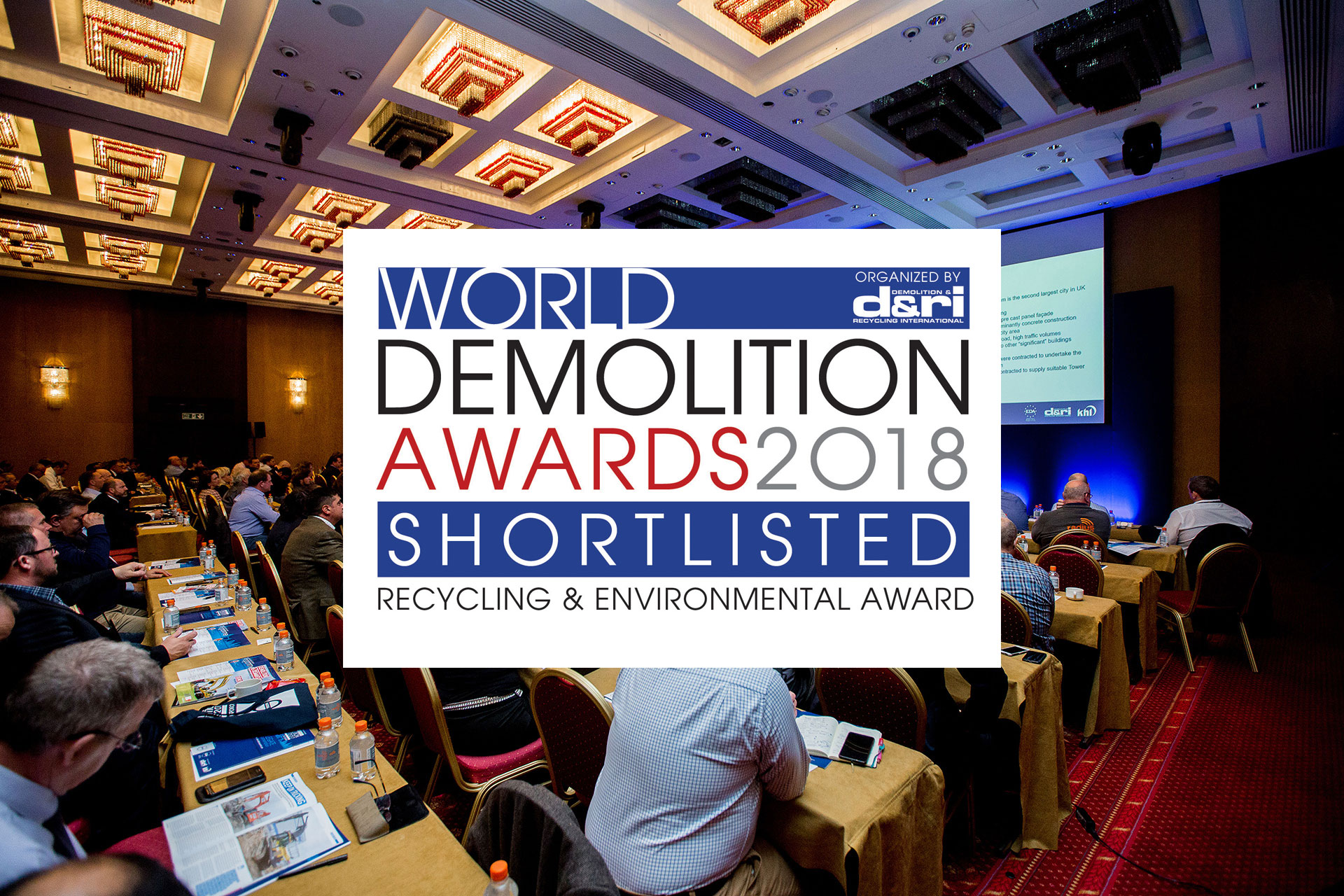 2018 World Demolition Awards
