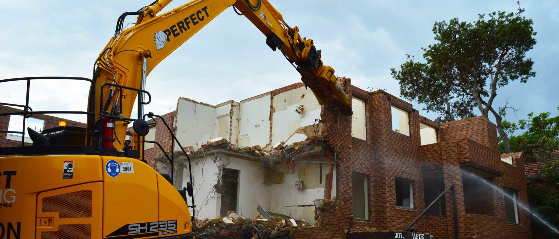 demolition cronulla