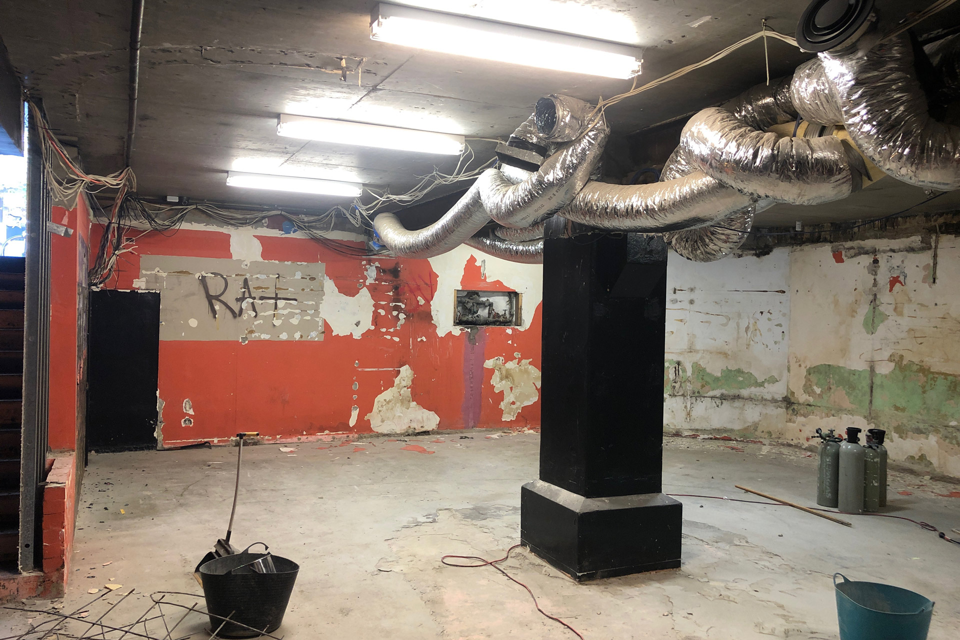 Nightclub Demolition Sydney CBD