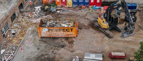 Waste removal - Perfect Contracting
