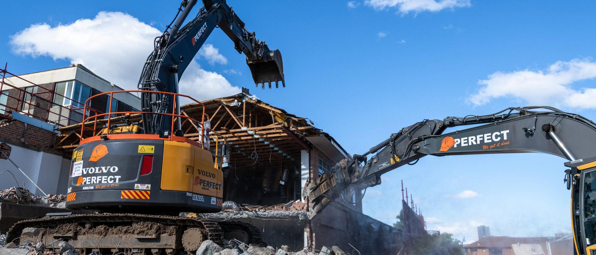 Building & Structure Demolition