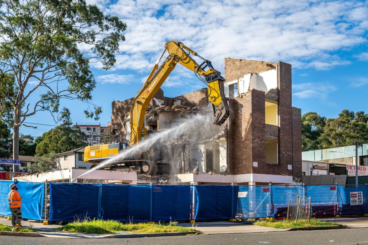 Licensed Demolition Contractor - Perfect Contracting