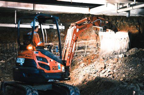 Campbelltown Hospital Pathology Ward Excavation