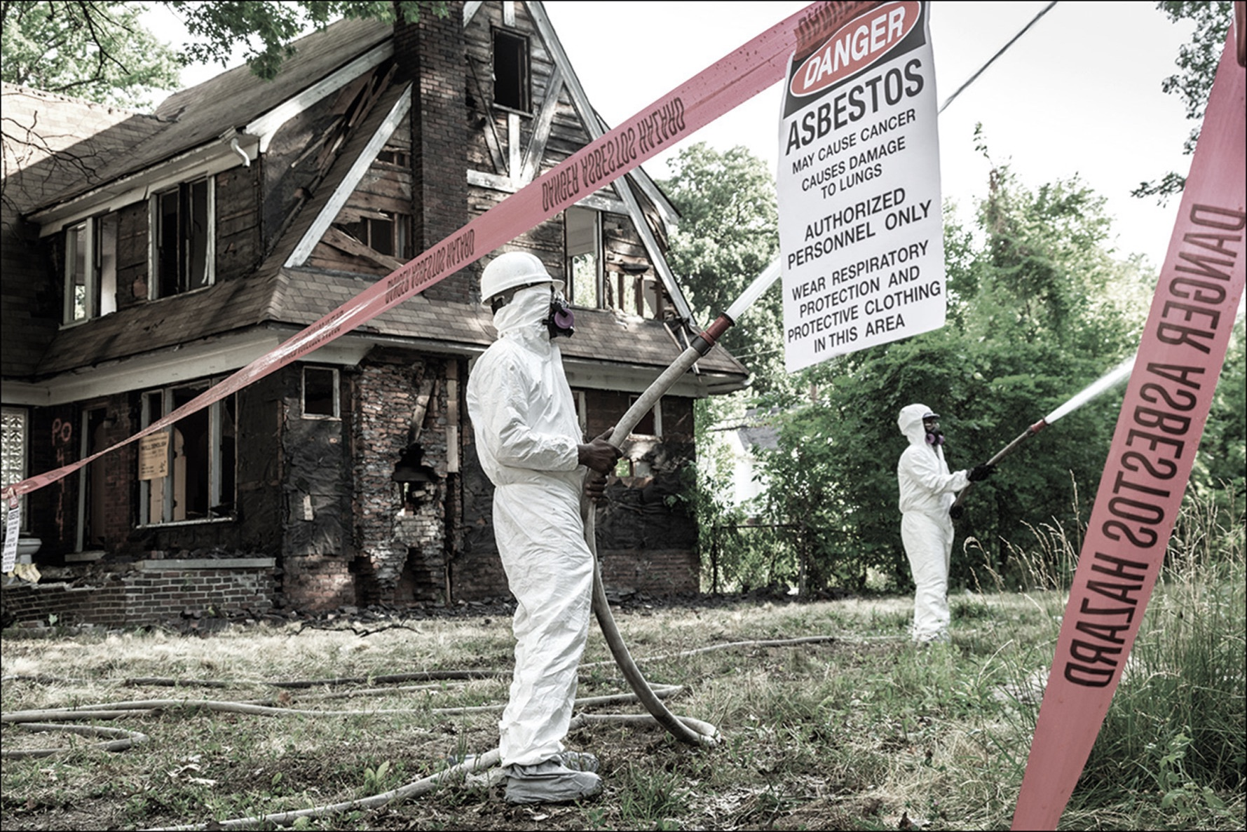 What is Asbestos? - Perfect Contracting