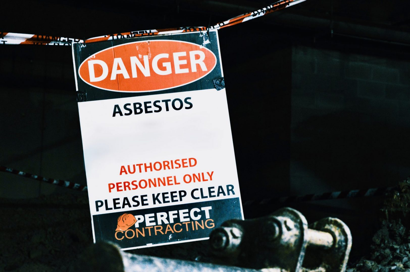 Licensed asbestos removal company - Perfect Contracting
