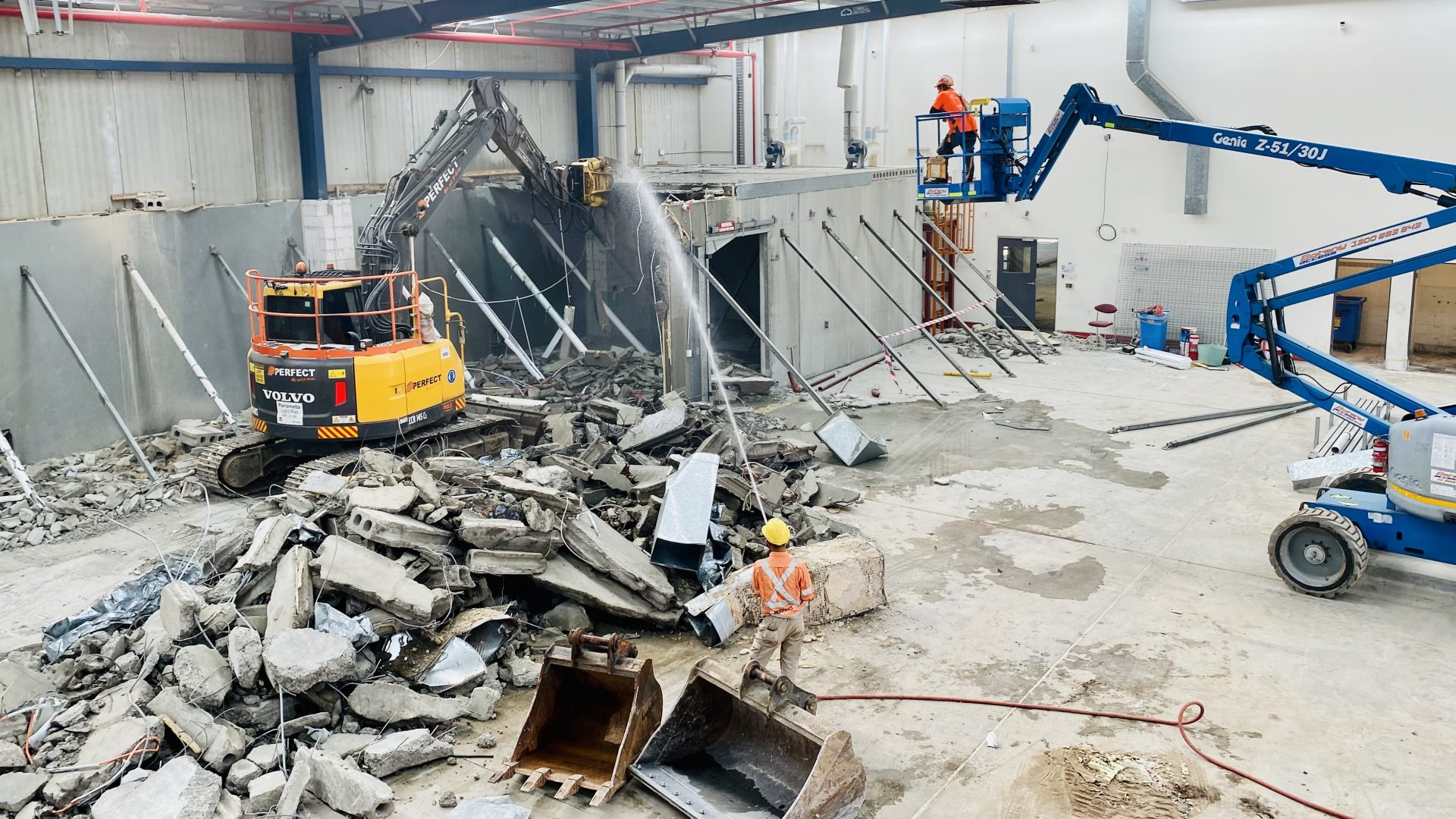 Soft Strip Out - Perfect Hire